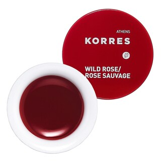 Korres 0.21-ounce Lip Butter Wild Rose
