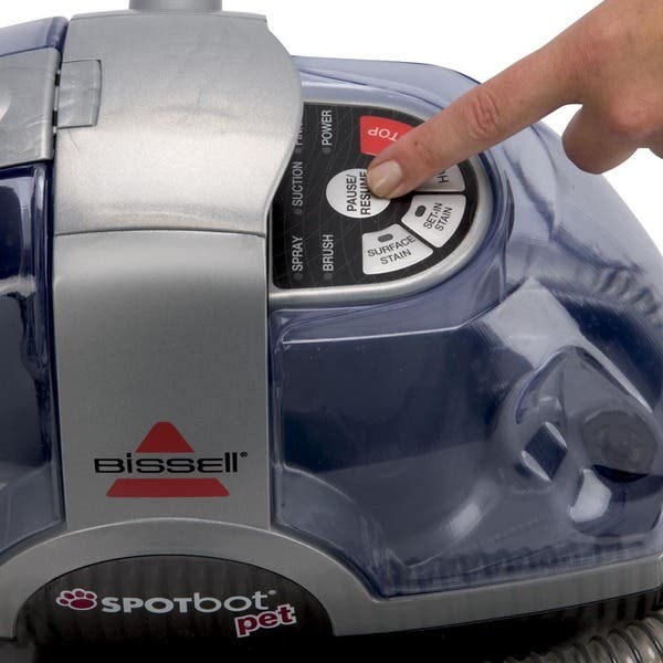 Shop Bissell Spotbot Pet Portable Carpet Cleaner 33n8a