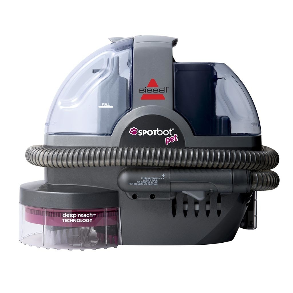 Bissell SpotBot Pet Portable Carpet Cleaner 33N8A (Grey) ...