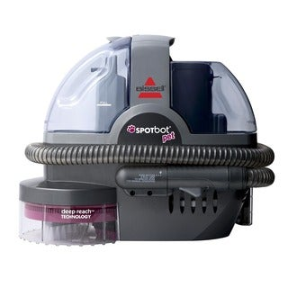 BISSELL SpotBot Pet Portable Carpet Cleaner 33N8A