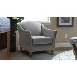 Jennifer Taylor Julian Camelback Accent Chair
