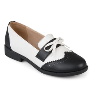 fe7130bc286063 Buy Black Women s Loafers Online at Overstock
