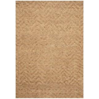 Herat Oriental Indo Hand-knotted Tibetan Wool Rug (2' x 3') - 2' x 3'
