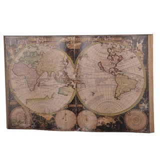 """21.5x13.5"""" Wall Plaque"""