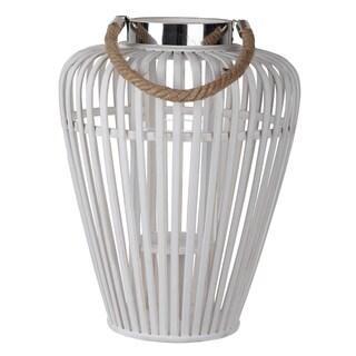 Emerson Wood/Metal Candle Lantern