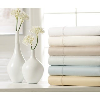 Ella Jayne Home 100% Premium Cotton 500 Thread Count 6-Piece Sheet Set