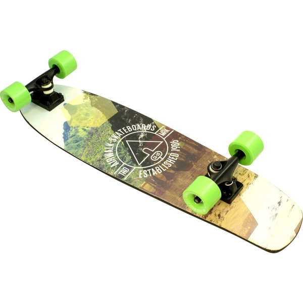 AIRWALK 30in CRUISER BOARD - MOUNTAIN
