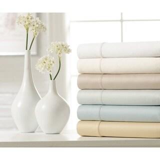 100% Premium Cotton 600 Thread Count 4-Piece Sheet Set