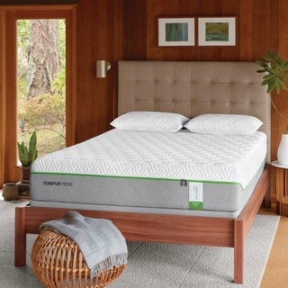 TEMPUR-Flex Supreme 11.5-inch Split Queen-size Hybrid Mattress Set