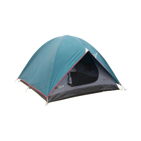 NTK Cherokee GT 6 Person 10x10 Foot Dome Camping Tent Waterproof
