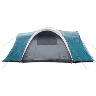 NTK Laredo GT 9 Person 10x15 Foot Camping Tent Waterproof, Fast Setup