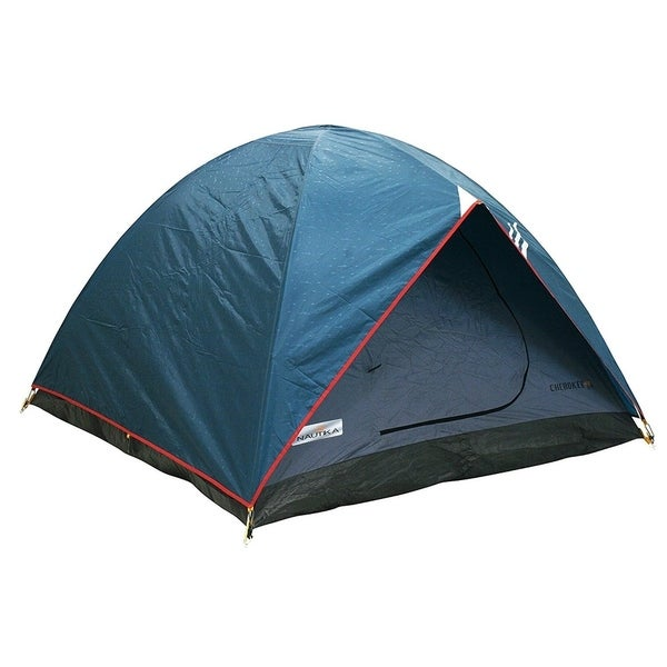 NTK Cherokee GT 3 to 4 Person 7x7ft Camping Dome Tent Waterproof