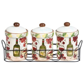 Buy Kitchen Canisters Online At Overstock