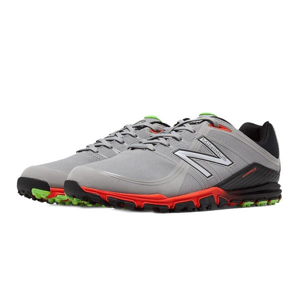 New Balance 1005 Spikeless Golf Shoes Gray/Orange