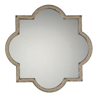 Quoizel Twinings Large 34-inch Mirror