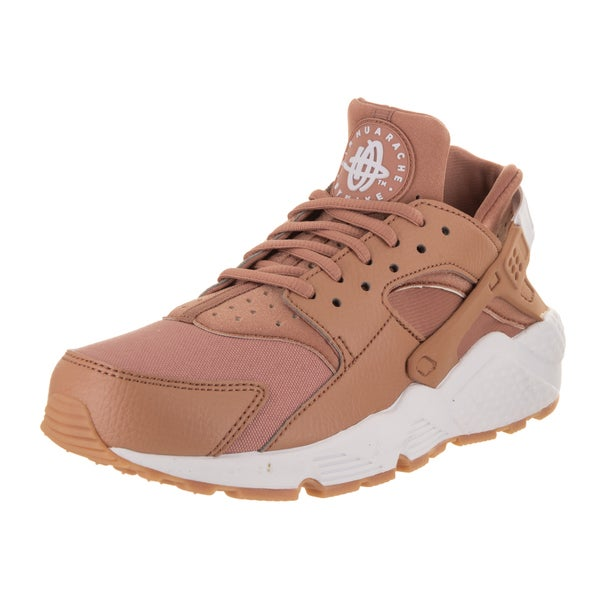 timeless design 8337c 3ff19 Nike Women  x27 s Air Huarache Run Dusted Clay Synthetic Leather Running  Shoe