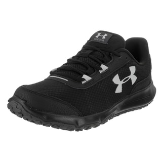 Under Armour Men's Toccoa Black Textile Running Shoe