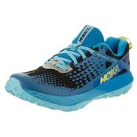 Hoka One One Women's Speed Instinct 2 Blue Aster Synthetic Leather Training Shoe