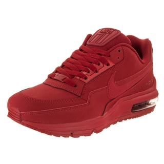 Nike Men's Air Max LTD 3 Red Running Shoes