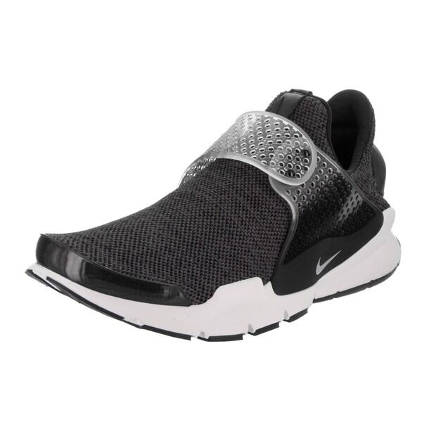 newest collection 1888c a1f69 Shop Nike Men's Sock Dart SE Grey Running Shoe - Free ...