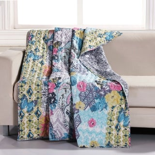 Moxie Quilted Throw