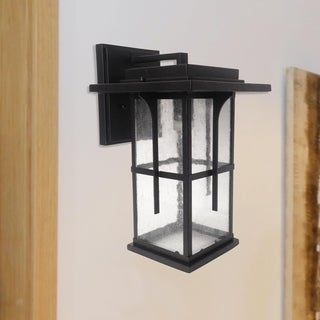 """Springdale 14""""H Clark LED Outdoor Wall Sconce"""