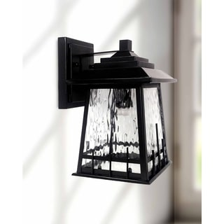 "Springdale 10.5""H Rainier LED Outdoor Wall Sconce"