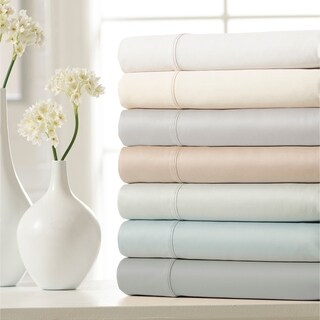 Ella Jayne Home 100% Premium Cotton 700 Thread Count 6-Piece Sheet Set