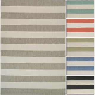Couristan Afuera Yacht Club Indoor/Outdoor Runner Rug (2'2 x 11'9) (More options available)