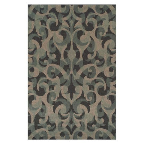 Superior Designer Aldaine Indoor/ Outdoor Area Rug - 8' x 10'