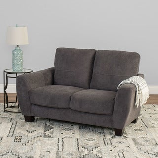 CorLiving Jazz Chenille Fabric Loveseat