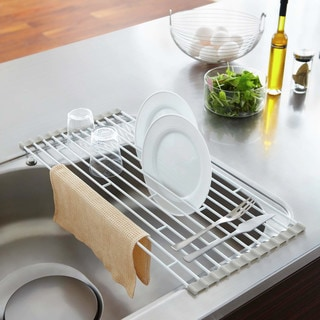 Shop Yamazaki Usa Folding Sink Drainer Mat Free Shipping