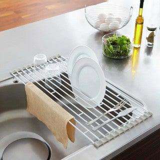 Yamazaki USA Folding Sink Drainer Mat