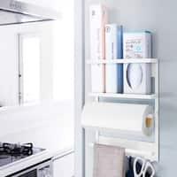 Yamazaki USA Magnetic Kitchen Organization Rack