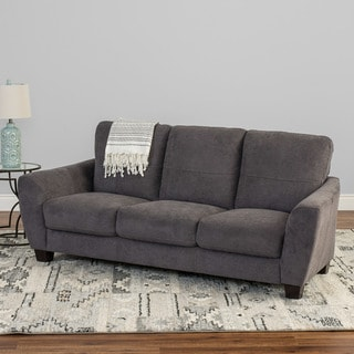 CorLiving Jazz Chenille Fabric Sofa