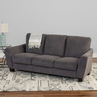 CorLiving Jazz Chenille Fabric Sofa (3 options available)