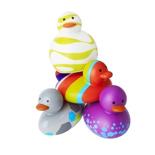 Boon Odd Ducks Bath Toys (Pack of 4)
