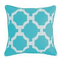 Laser Garden Links Indoor/Outdoor Decorative Pillow