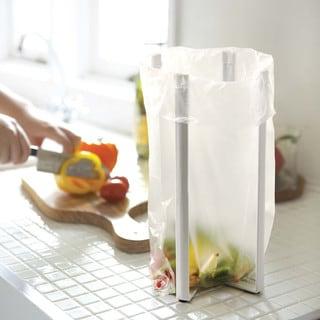 Yamazaki USA Tower Kitchen Eco Waste Holder