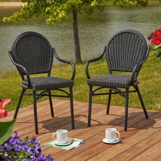 Simple Living Sarah Bistro Chairs (Set of 2)