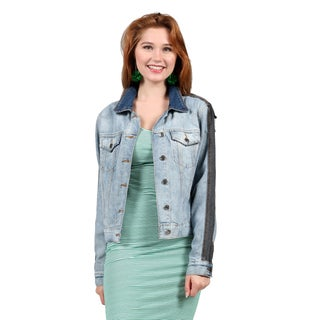 Xehar Women's Stylish Denim Jean Jacket