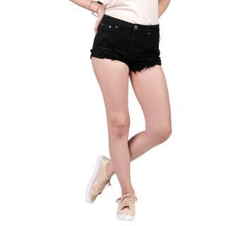Xehar Women's Casual Distressed Destroyed Cut Off Denim Shorts|https://ak1.ostkcdn.com/images/products/16848915/P23147838.jpg?impolicy=medium