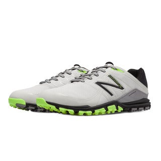 New Balance 1005 Spikeless Golf Shoes White/Gray/Green