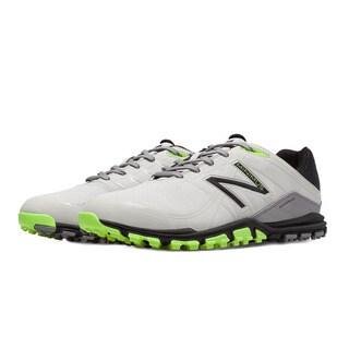 New Balance 1005 Spikeless Golf Shoes White/Gray/Green