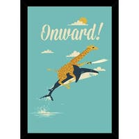 Onward With Choice of Frame (24x36)