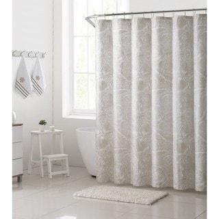 VCNY Home Sylvia 16-piece Metallic Floral Bath Set