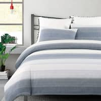 Norwood Yarn Dyed Cotton Duvet Cover Set