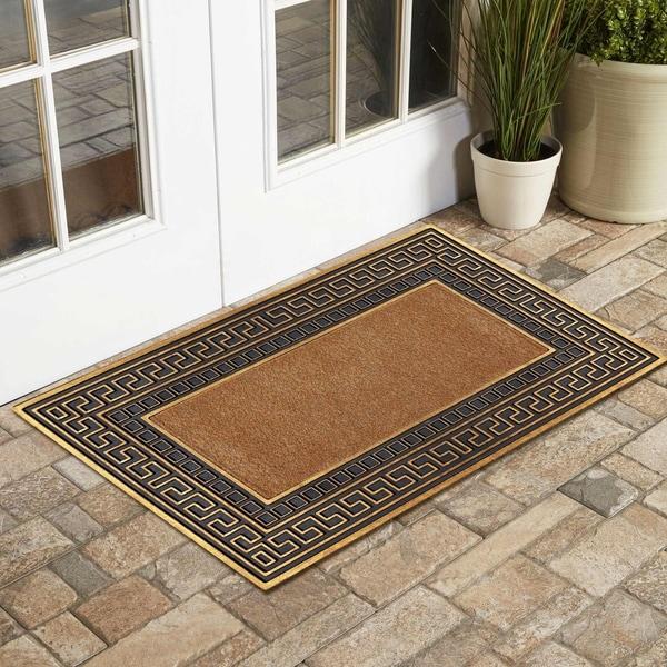 FH Group Indoor Outdoor Mats Doormat 18\