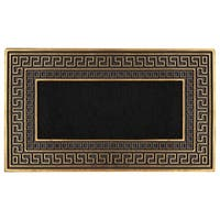 "FH Group Indoor Outdoor Mats Doormat 18"" x 30"" Home Door Mat"