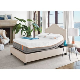 TEMPUR-Contour Supreme 11.5-inch King-size Ergo Premier Adjustable Mattress Set